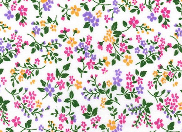 Mix floral polycotton
