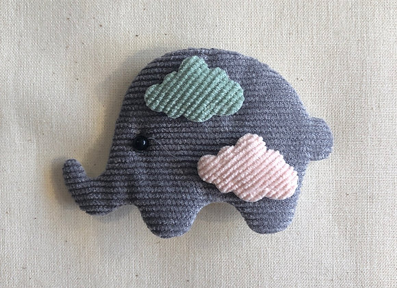 Baby Elephant Motifs