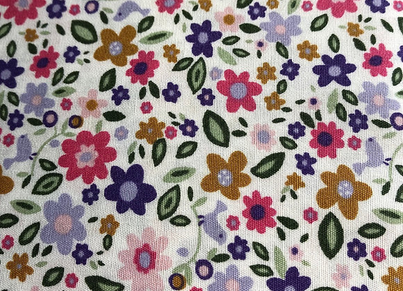 Small floral 1 cotton.
