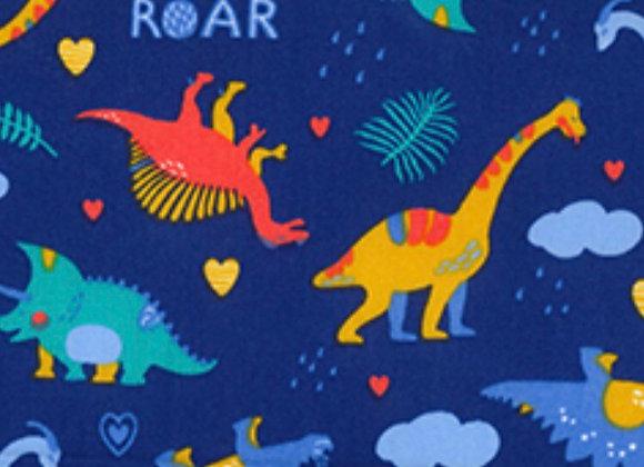 Dinosaur cotton