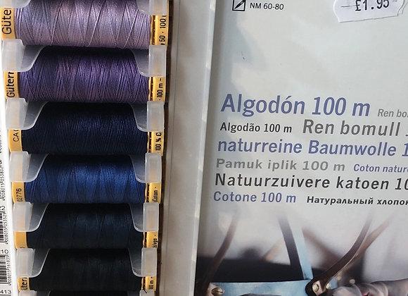 Gutermann 100% cotton section2