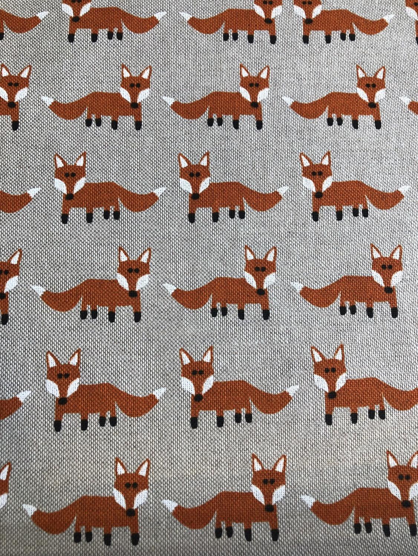 Linen fox
