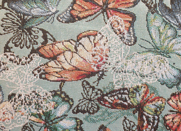Coloured butterfies Tapestry