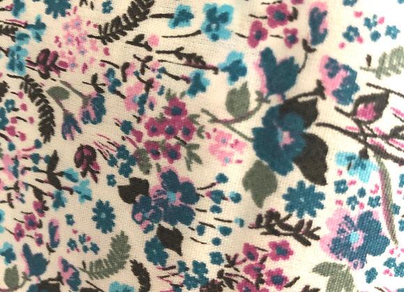 Floral 8 cotton