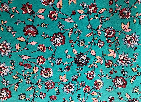 Floral 7 cotton