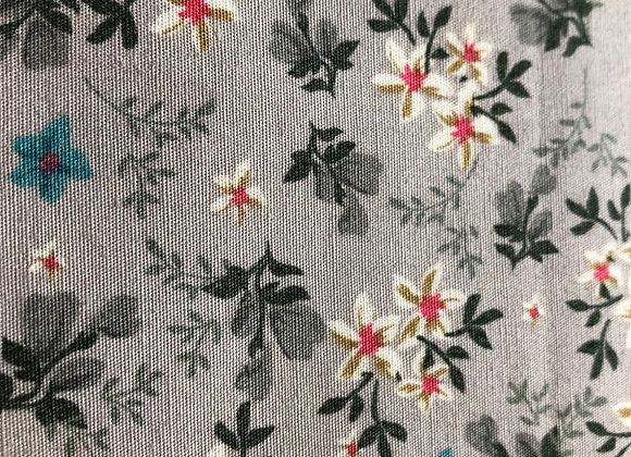 Floral 3 cotton