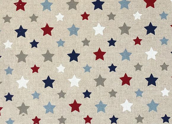 Nautical star linen look