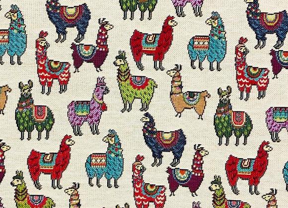 Alpaca Tapestry