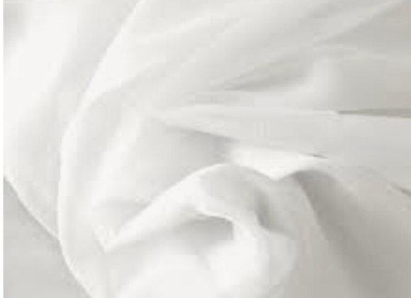 White voile