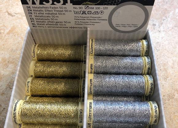 Gutermann metallic thread