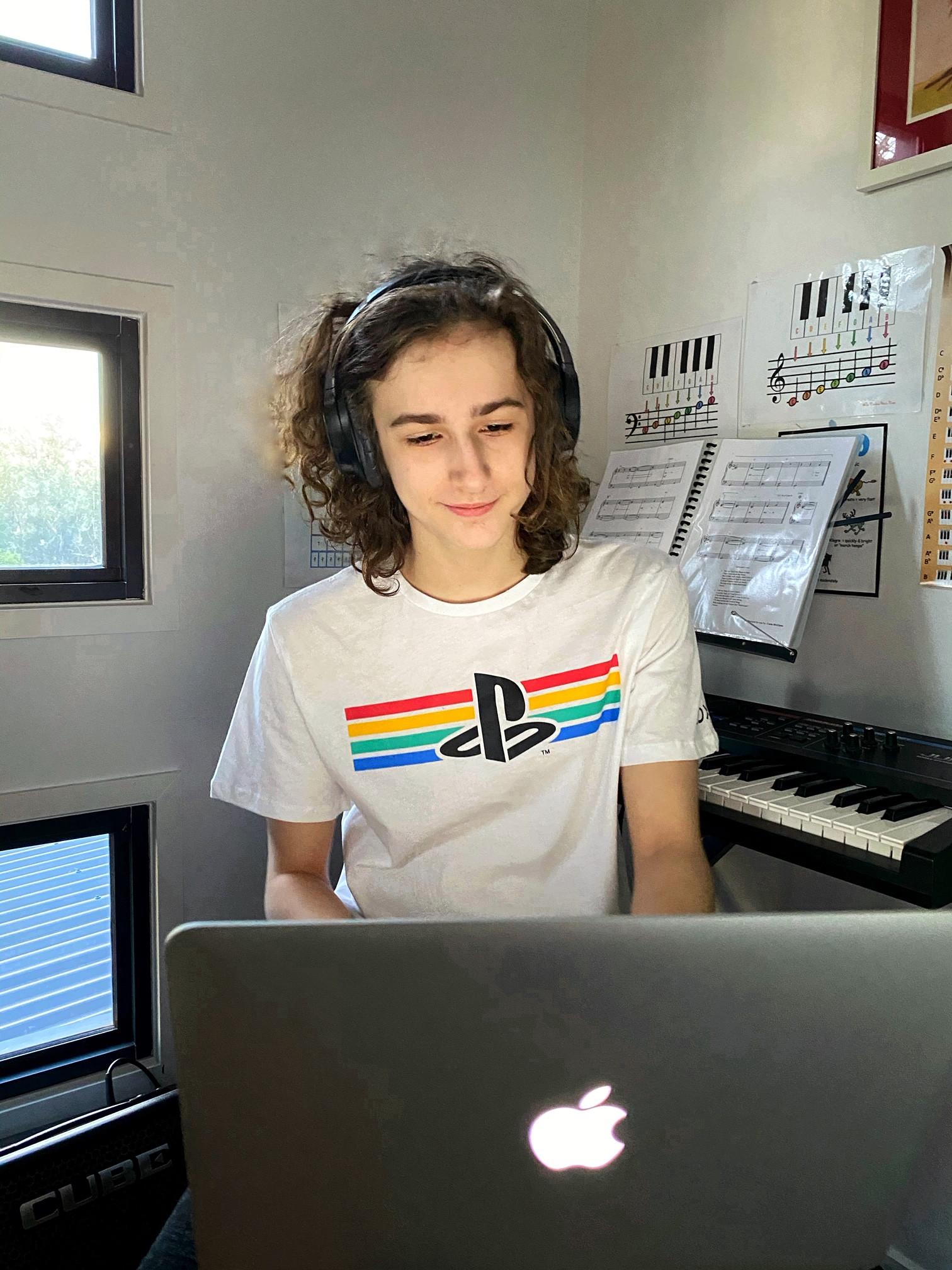 Online Private Music Lesson