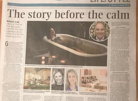 The story before the calm - The Examiner