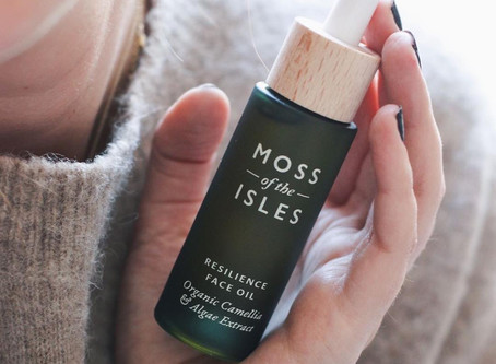 MOSS Resilience Face Oil