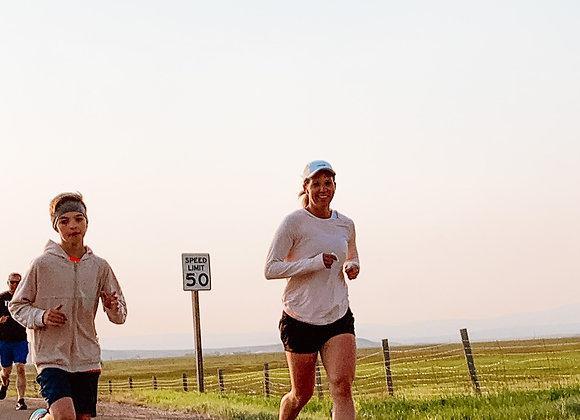 Runners Drop Bag Sponsor