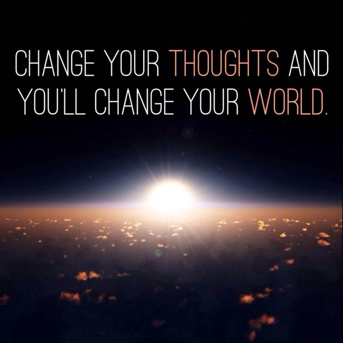 Your Thoughts Change You