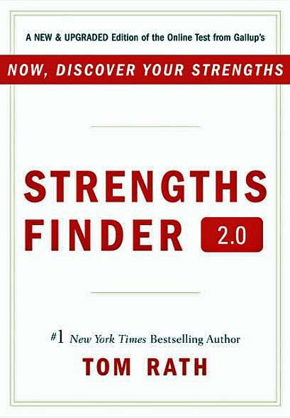 December Book Review: Strengths Finder 2.0
