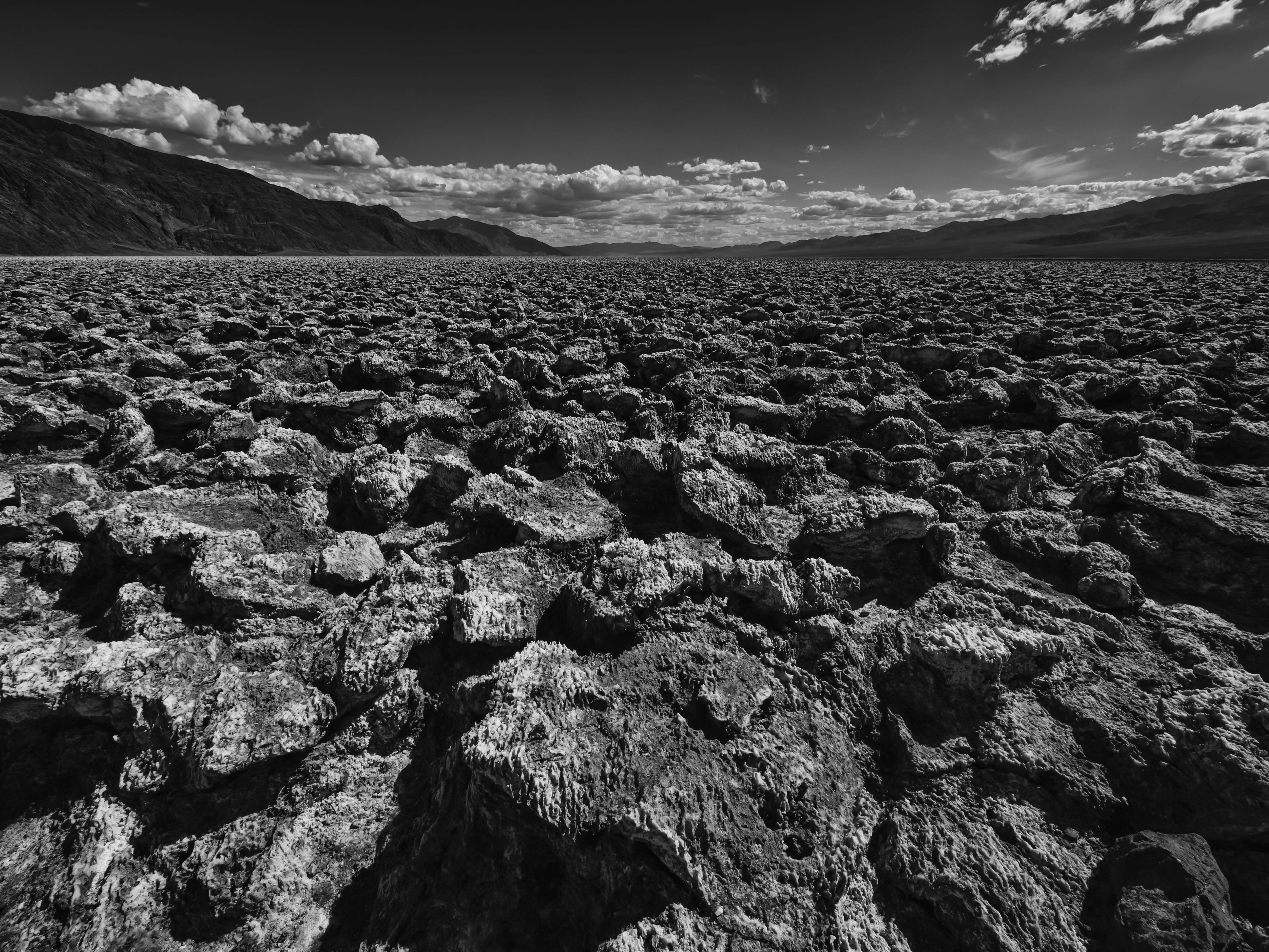 Devil's Golfcourse, Death Valley