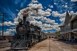 Ghost Train, Ely, Nevada