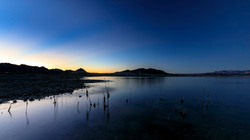 Sunset at Lake Mead