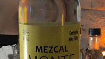 Mezcal Monte Zacate Arroqueño 750ml