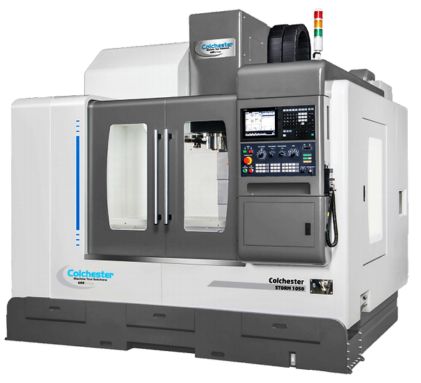 Colchester Storm 1050 Vertical Machining Centre