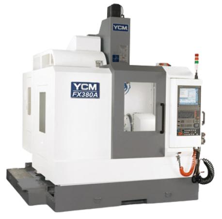 YCM FX380A Vertical Machining Centre