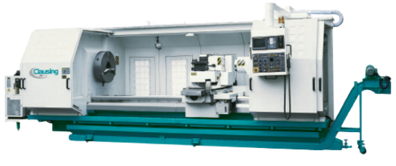 Clausing Large Swing Lathes