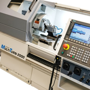 Colchester MultiTurn 2-Axis manual / CNC lathe