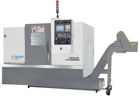 Colchester Typhoon B Series CNC Turning Centres