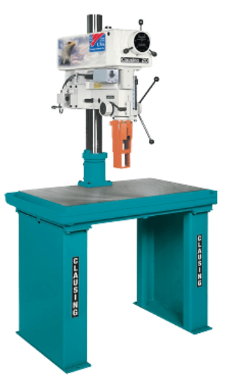 Clausing Multiple Spindle Drill Press