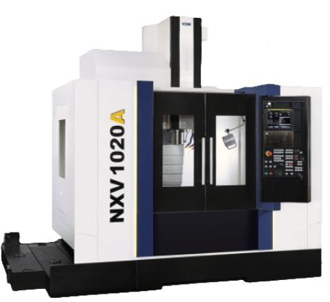 YCM NXV 1020 Series Turning Centre