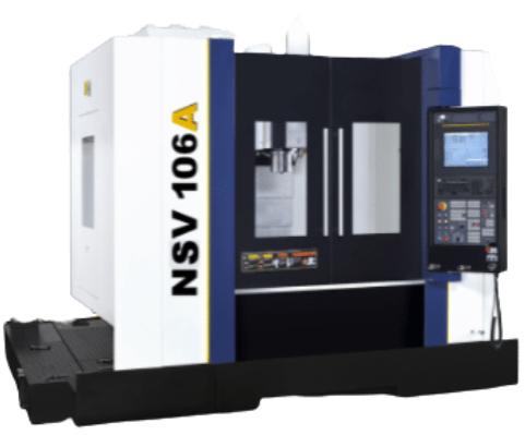 YCM NSV Series Vertical Machining Centre