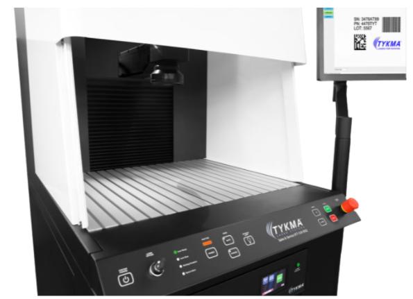 Tykma Electrox ZSE Fibre Laser