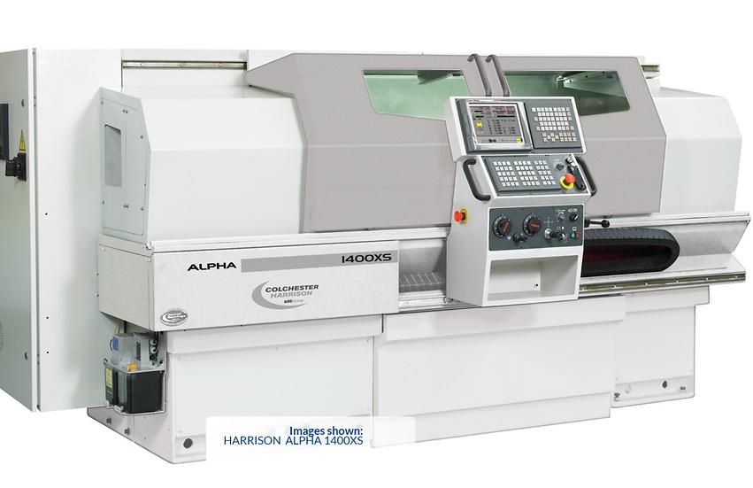 Harrison Alpha 1400XS