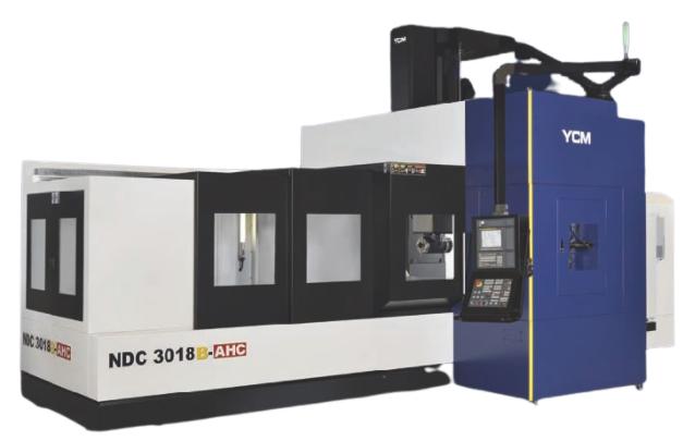 YCM NDC Series Double Column Machining Centre