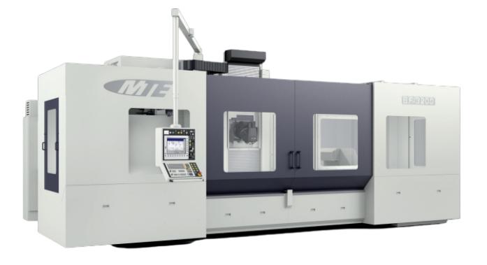 MTE BF Milling Machine