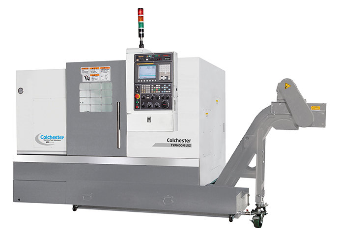 Colchester Typhoon L Series CNC Turning Centres