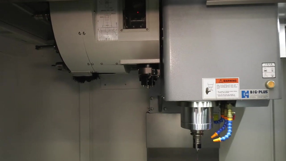 Colchester Storm 1600 Vertical Machining Centre