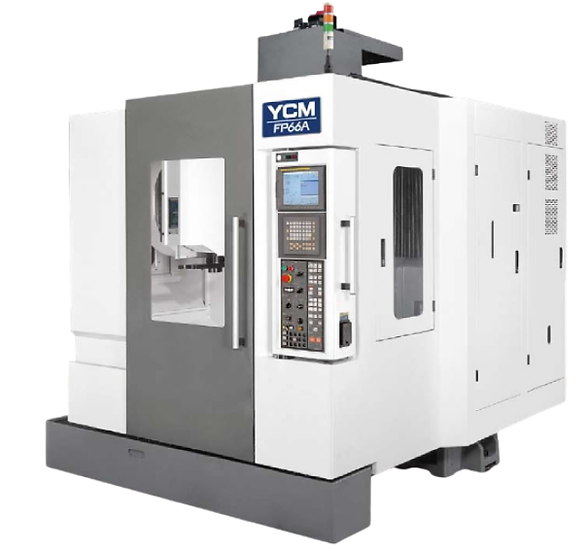 YCM FP66A Mold and Die Machining Centre