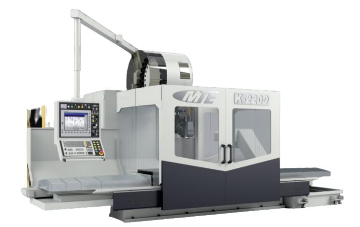 MTE K Milling Machine