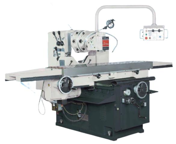 Ho Chun U-1000 Bed Type Milling Machine
