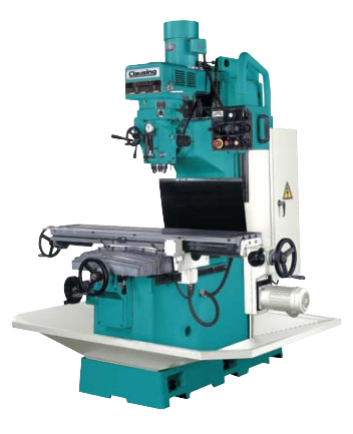 Clausing Manual Bed Mill