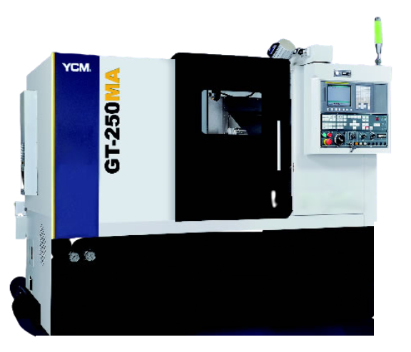 YCM GT Series Turning Centre