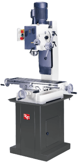 Rong Fu 42N2F +DRO Mill / Drill