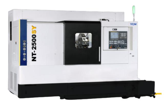 YCM NT 2500 CNC