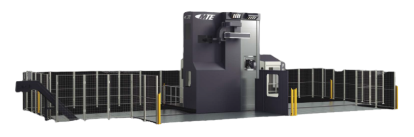 MTE FBF-M Floor Type Milling Centre