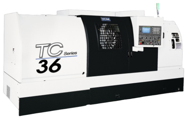YCM TC36 CNC