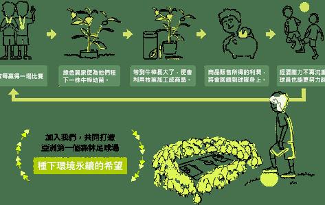 【陽台育牛樟,緩解熱島效應-綠色冀泉股份有限公司】