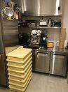厨房導入事例:CASE2:カフェ(厨房内)