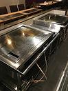 厨房導入事例:CASE4:鉄板焼(調理鉄板)